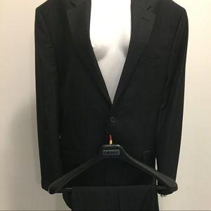 COPY - Dkny striped men's suit.